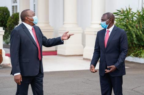 Uhuru Ruto