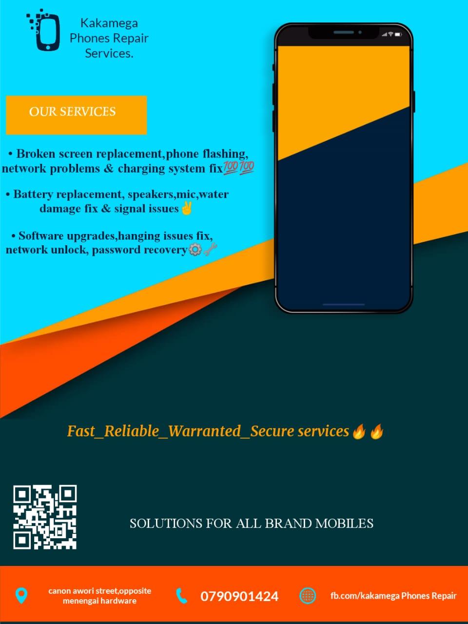 Kakamega Phone Repairs