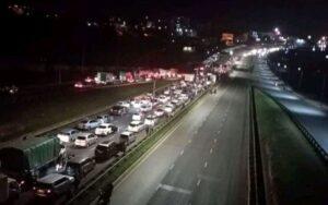 Traffic Roadblocks