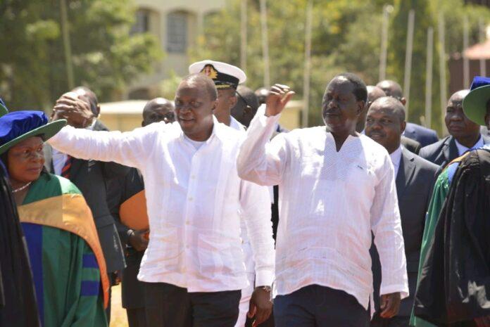 Uhuru Raila