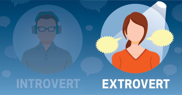Social Introverts Versus Digital Extroverts